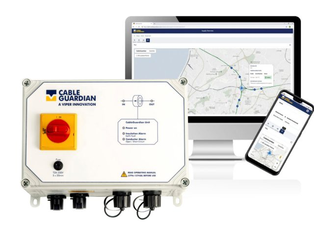 Viper Innovations CableGuardian and Portal