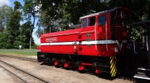 That's our locomotive