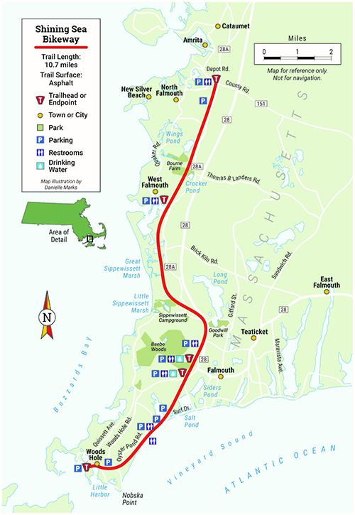 Beautiful Inspiration From Sea To Shining Sea Bikeway TrailBlog