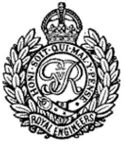 Royal Engineers regimental logo