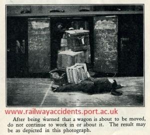 1930s warning image