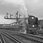Bulleid Pacifc - 34010 - Sidmouth - Yeovil Junction