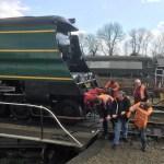 Locomotives at the Nene Valley Railway