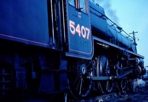 Rebuilding Stanier Black Five 45163