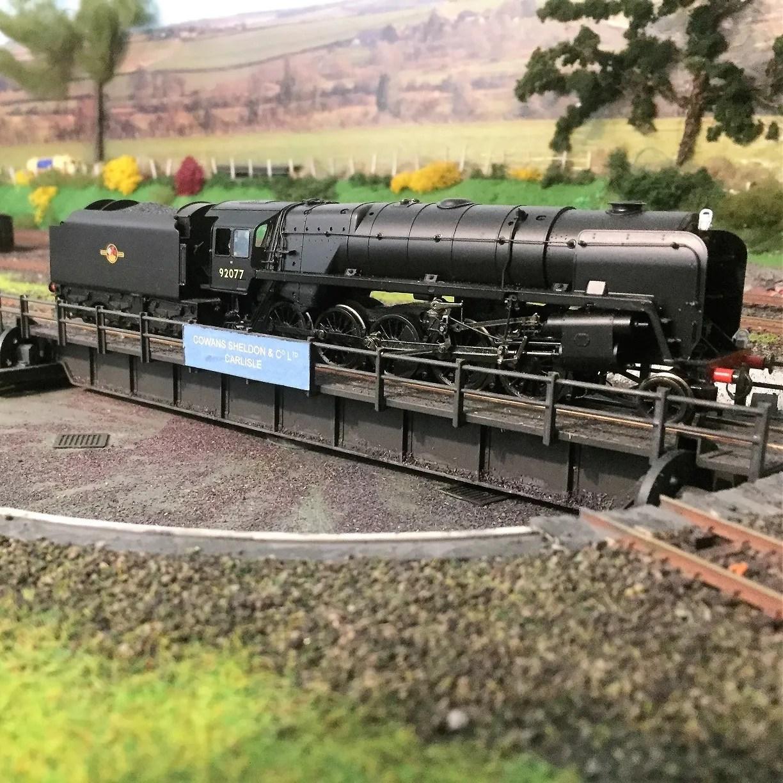 how to build an gauge model railway