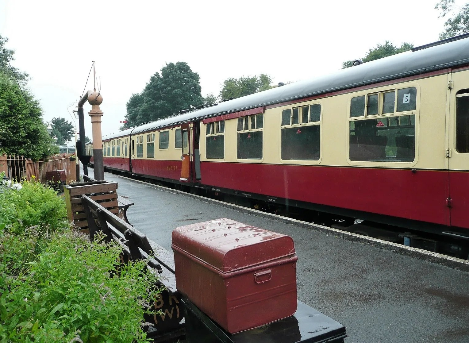 Bewdley Station - Severn Valley Railway