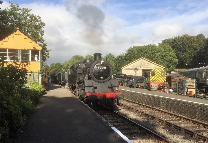 Midsomer Norton Railway Station