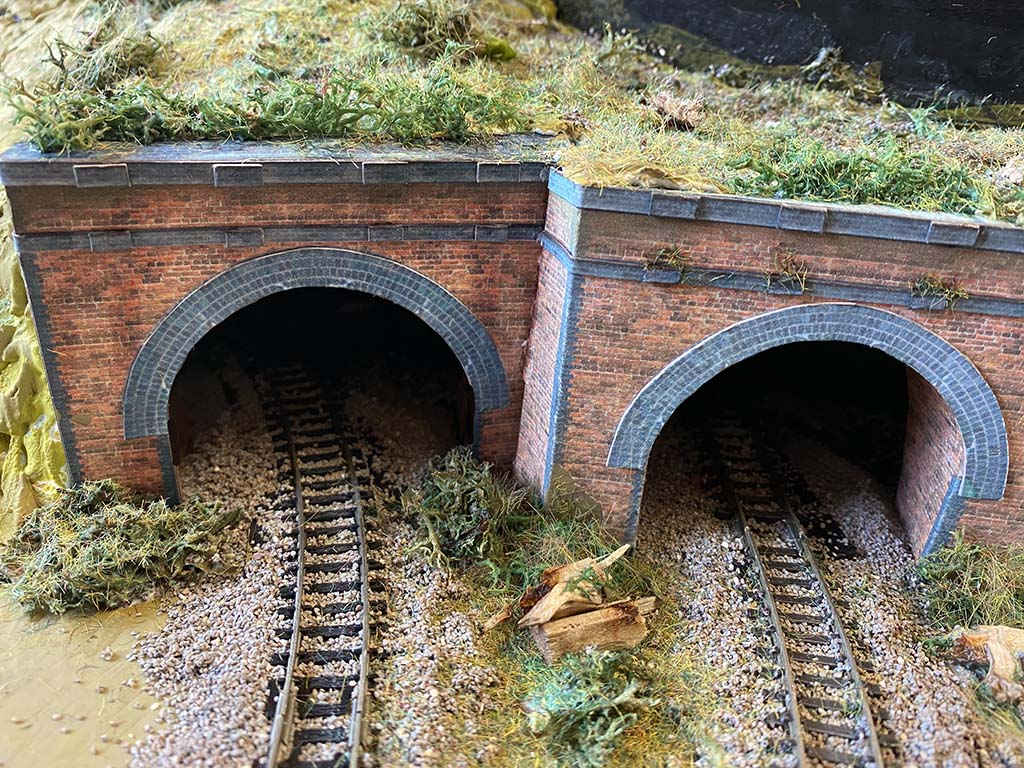 Our N Scale layout – Part 3
