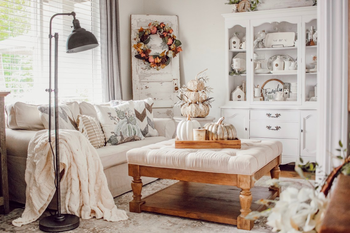 Strange A Cozy Cottage Fall Refresh With Bed Bath Beyond Rain Spiritservingveterans Wood Chair Design Ideas Spiritservingveteransorg