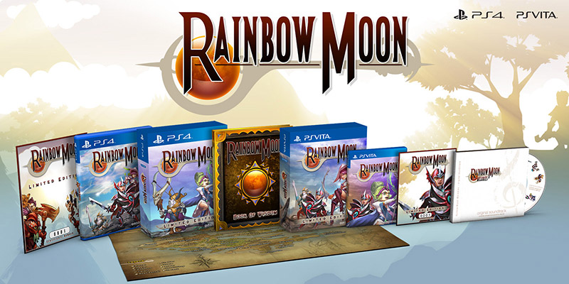Rainbow Moon Limited Edition