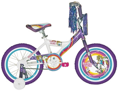 Image result for rainbow brite bicycle