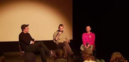 Filmvorführung MARIO mit Padiumsdiskussion im Cinémathèque Leipzig