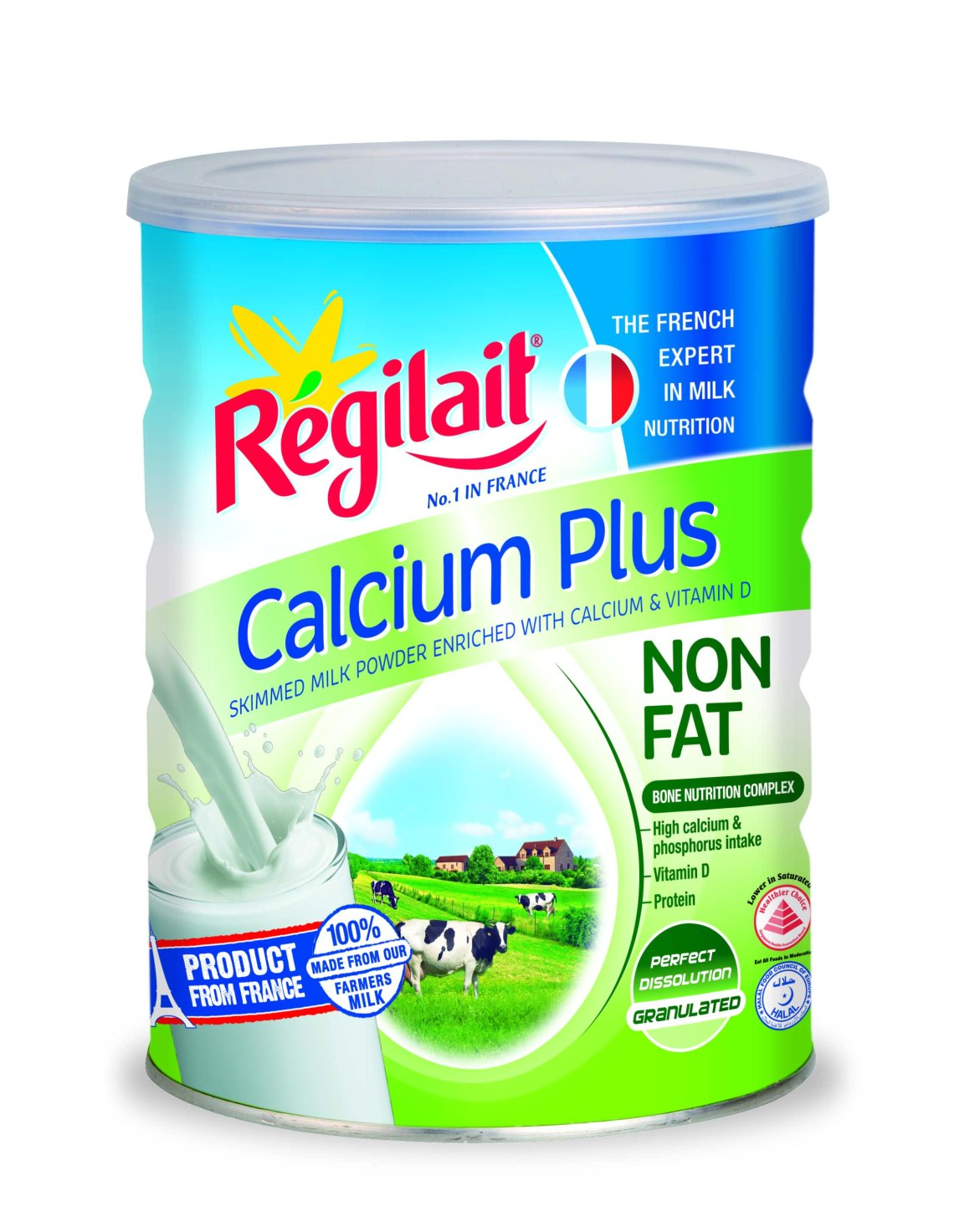 Regilait Calcium Plus Non Fat