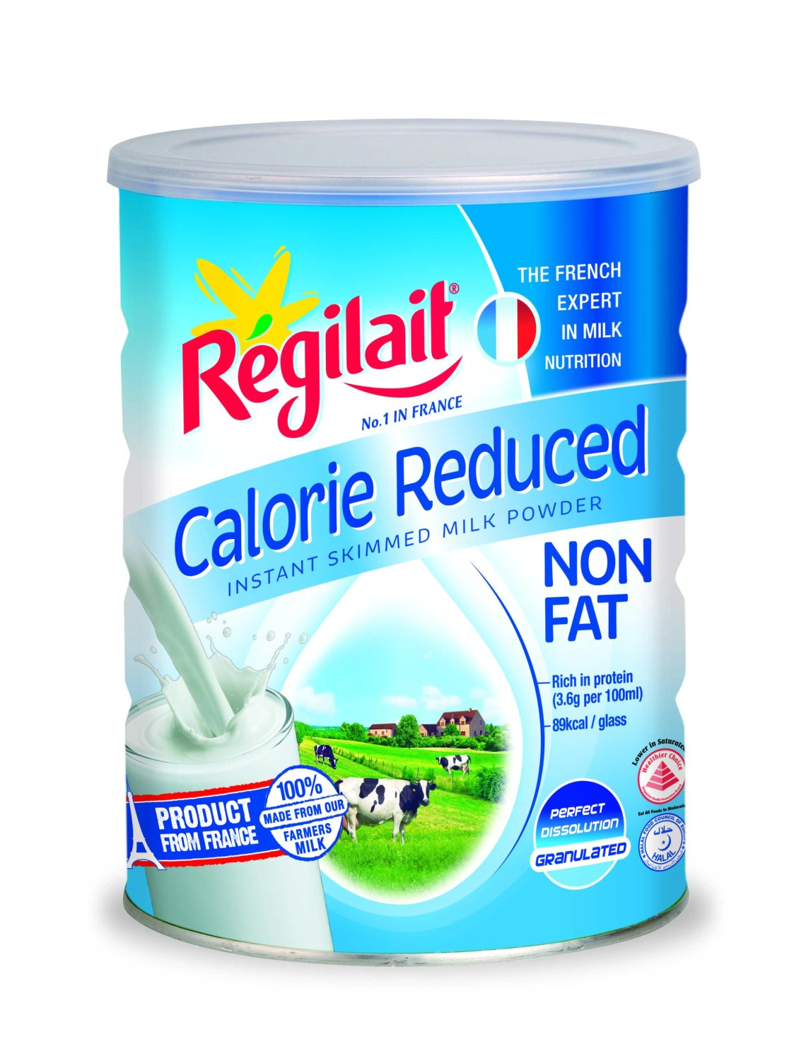 Regilait Calorie Reduced Non Fat