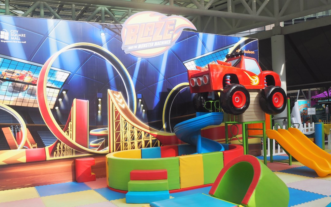 All-star Nick Jr. Christmas at City Square Mall – Must Visit!