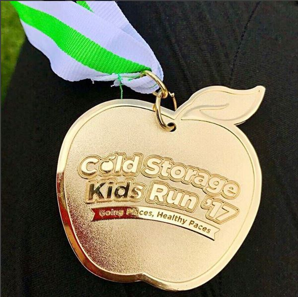 Cold Storage Kids Run 2017 – What a run!