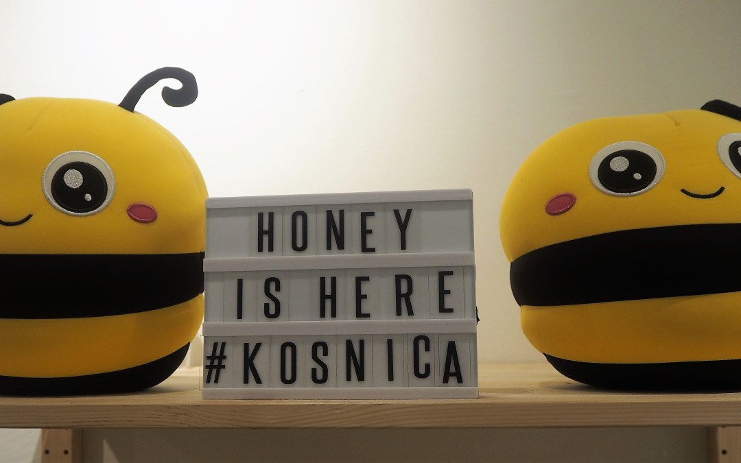 Oh Honey, Let's go to Kosnica Cafe