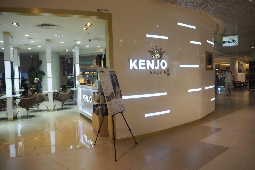 Kenjo Salon - RainbowDiaries Hair Makeover