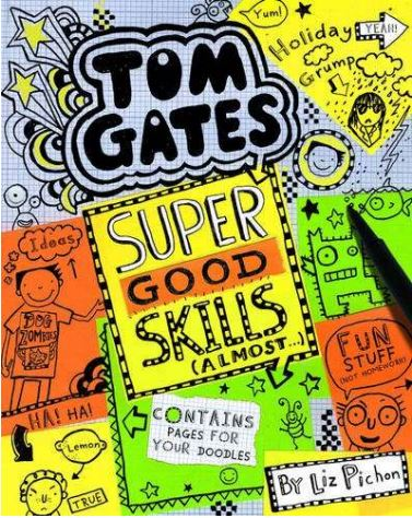 {Book Review} Our Kid Blogger reviews Frogkisser and Tom Gates 10