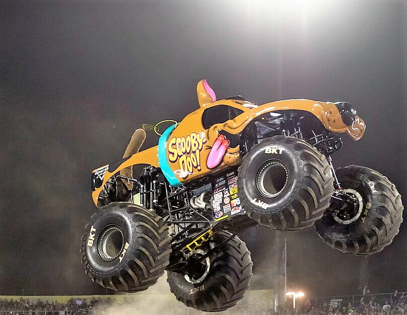 Monster Jam Singapore rocked and how!!!