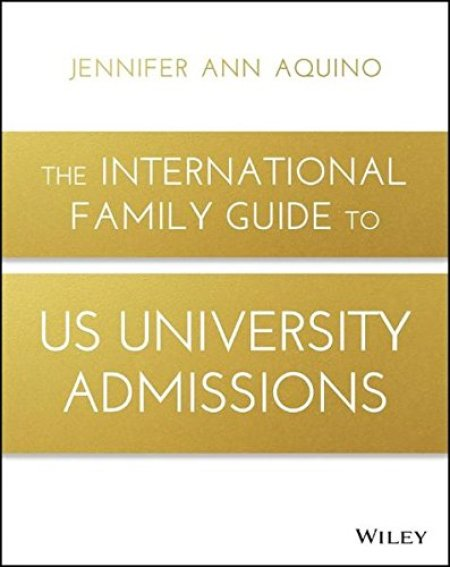 The International Family Guide to US University Admissions, RainbowDiaries.com