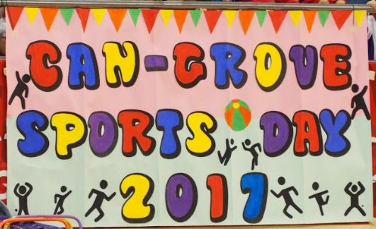Sports Day 2017 and First Medal