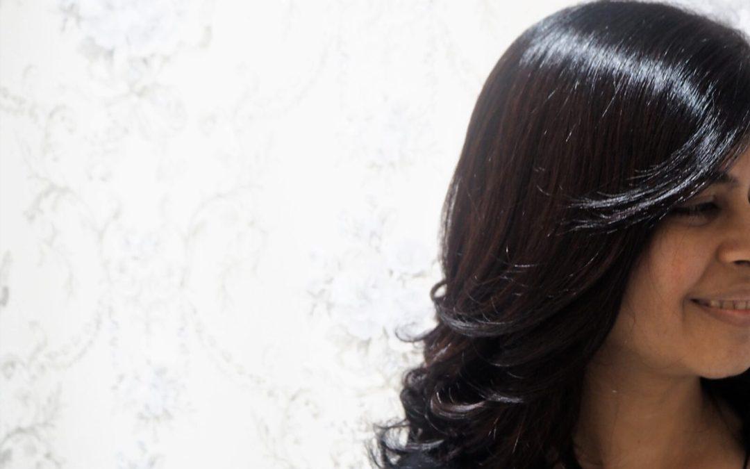 Kenjo Salon's Tokio Inkarami does this to your hair…