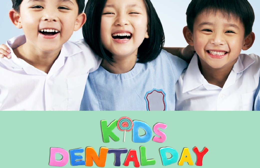 Smile Bright at Kids Dental Day
