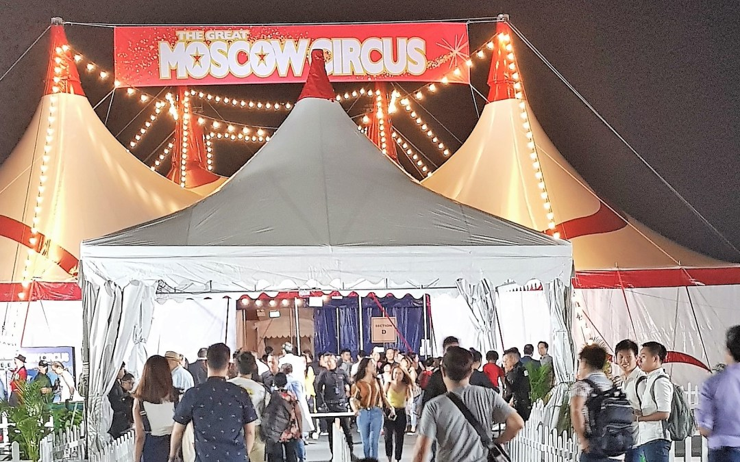 The Great Moscow Circus Singapore – Reasons why it is a Must-Watch