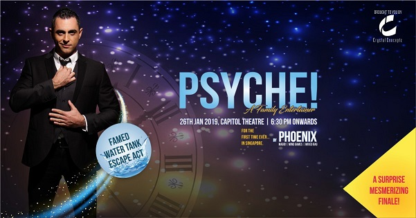 Psyche! by Phoenix, RainbowDiaries