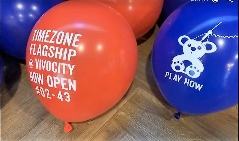{Review} Why Timezone is the coolest Birthday Party venue