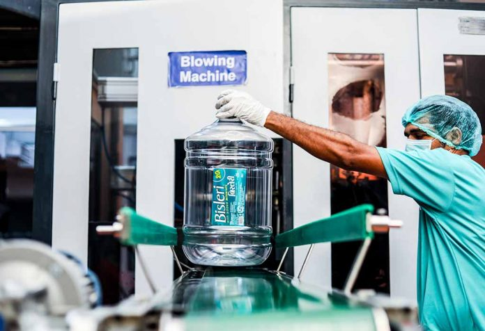 A  visit to Bisleri's Mumbai Plant and my experience there