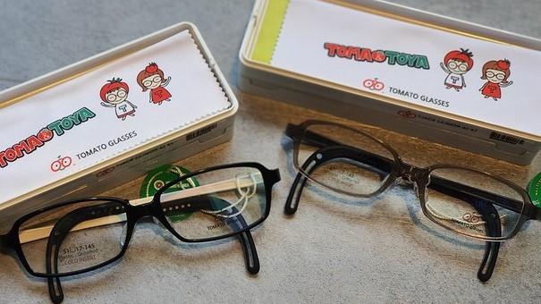 Tomato Glasses for My Kids