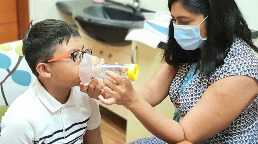 Important: Is your kid using the Inhaler for Asthma correctly?