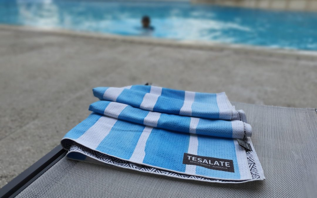 Tesalate – Our New Swimming Buddy