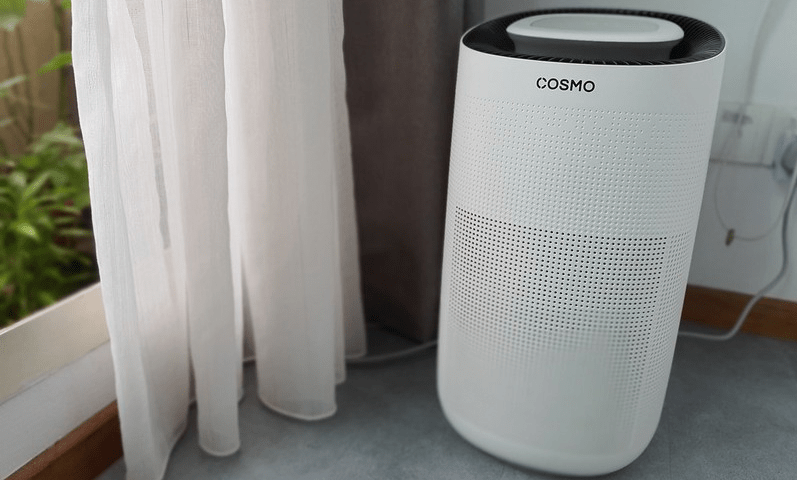 Purifying Home with Cosmo Air Purifier