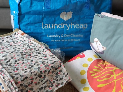 Heaps of Laundry At Home? No Problem Because Laundryheap Is Here!