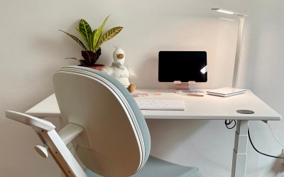 Ergonomic Furniture Review: Perfect Posture with Minidesk and Melody