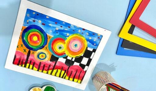 Mum Shares Her Experience of Abrakadoodle Art Studio