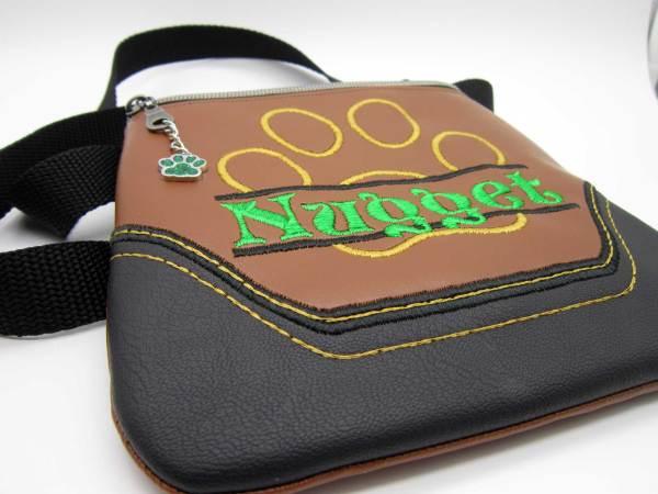 Nugget Crossbody Bag Flat