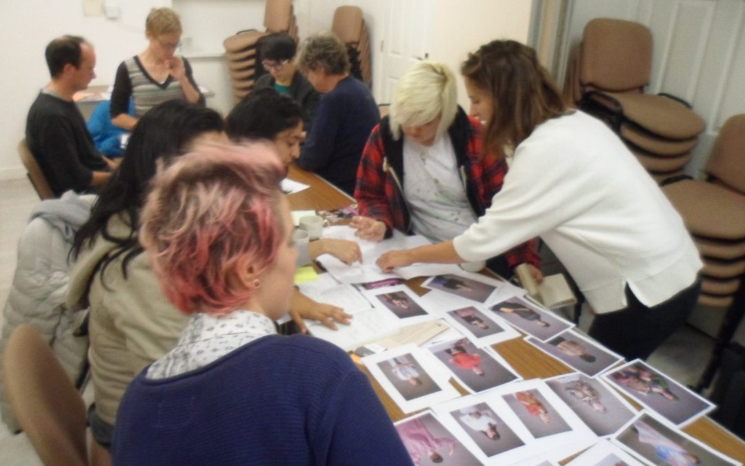 Rainbow Pilgrims Archive Skills Training
