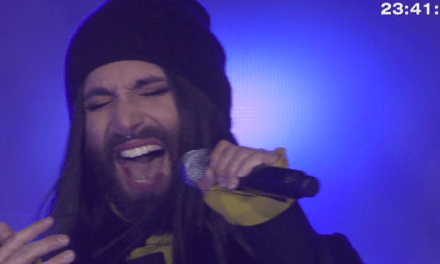 "Conchita Wurst canta ""This Is Me"" da ""The Greatest Showman"" – (VIDEO)"