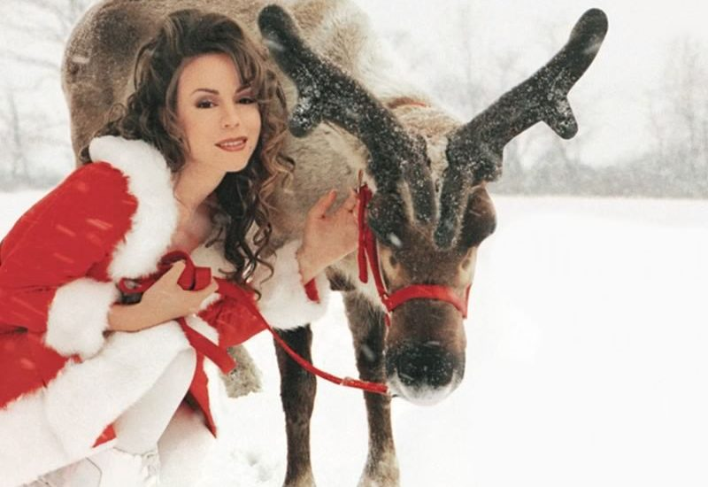 All I Want For Christmas Is You di Mariah Carey, continua la scalata Billboard