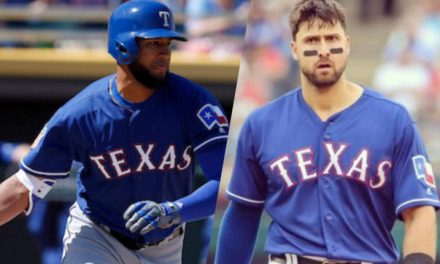 Joey Gallo e Nomar Mazara: I Due Giocatori Di Baseball Shock in campo. (VIDEO)