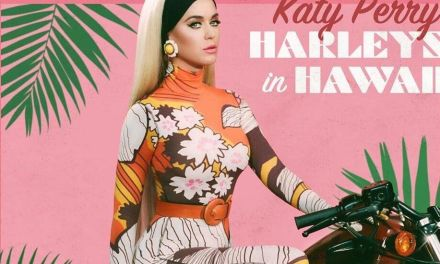 Harleys In Hawaii di Katy Perry, ecco il video ufficiale