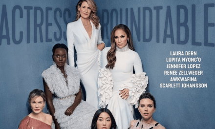 Jennifer Lopez sulla cover dell'Hollywood Reporter