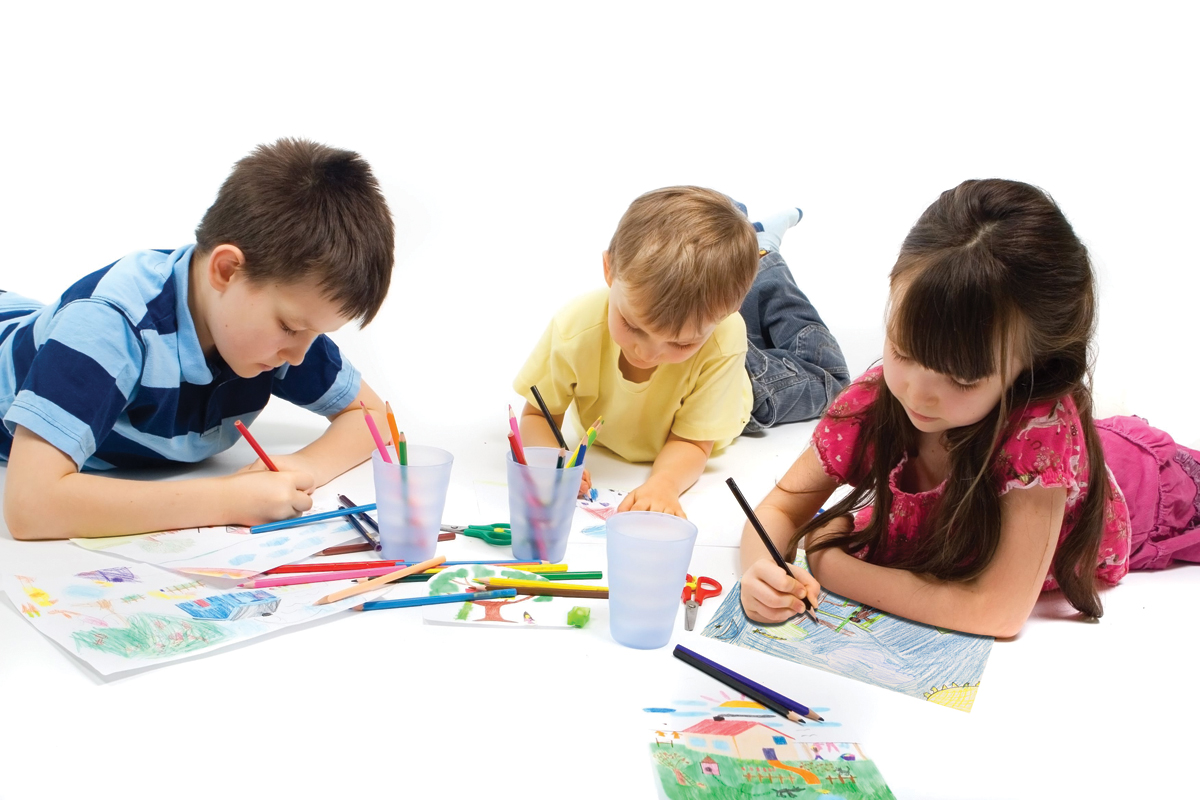 Arts And Crafts Kids Home