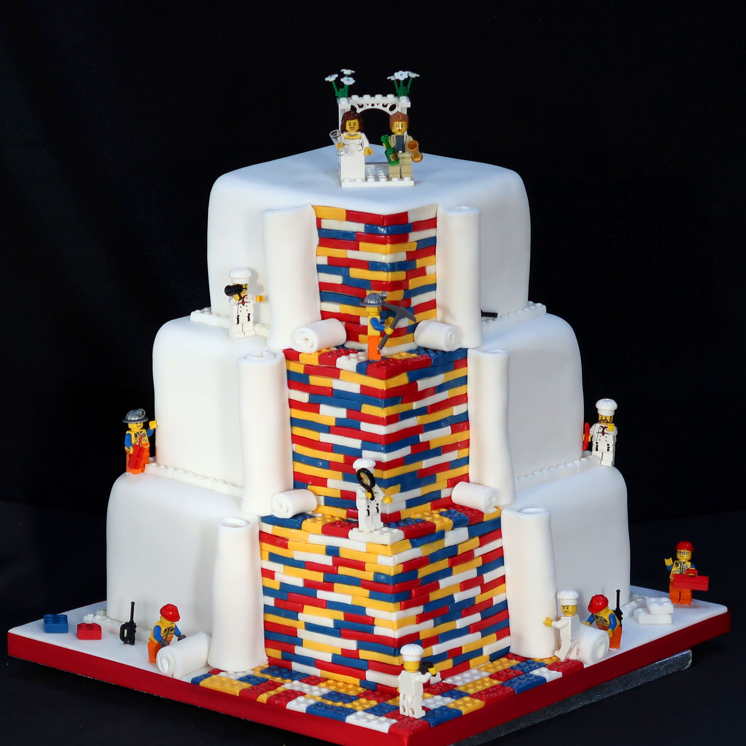 Extreme Wedding Cakes On Food Porn Friday From Behind