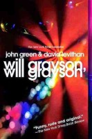 Will Grayson, Will Grayson - John Green & David Levithan (cut cover)