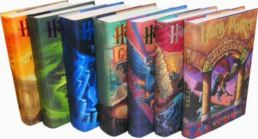 Harry Potter Series - J.K. Rowling